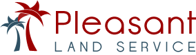 Pleasant Land Service logo